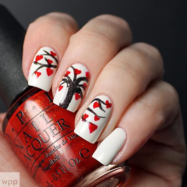 valentine's day nail art-26