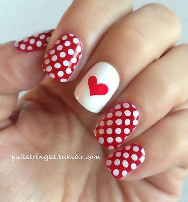 valentine's day nail art-27