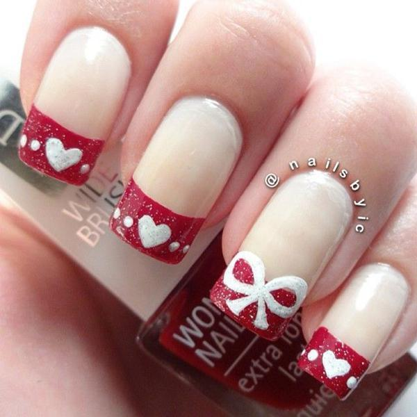 valentine's day nail art-30