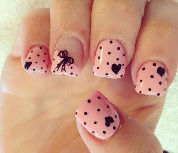 valentine's day nail art-31