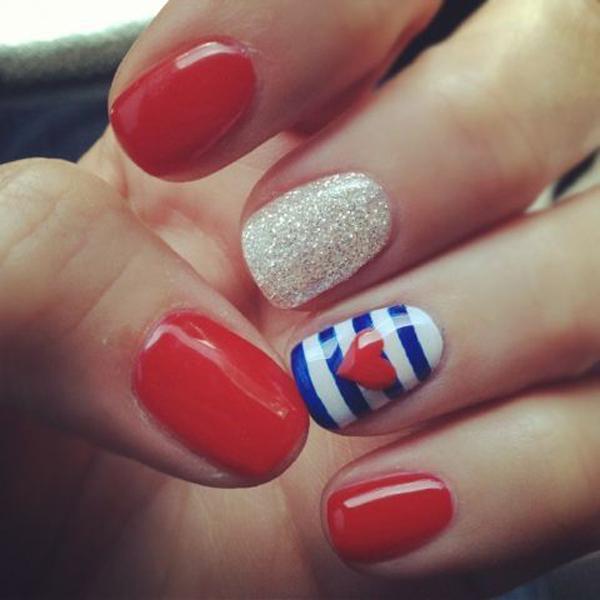 valentine's day nail art-32