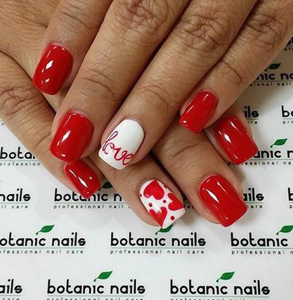 valentine's day nail art-35
