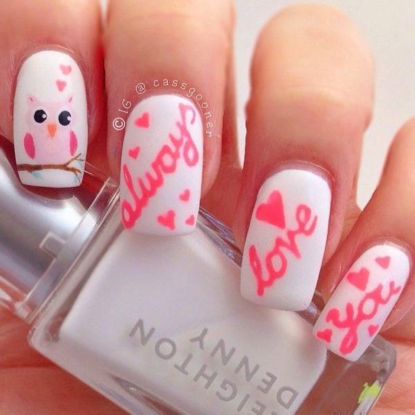 valentine's day nail art-40