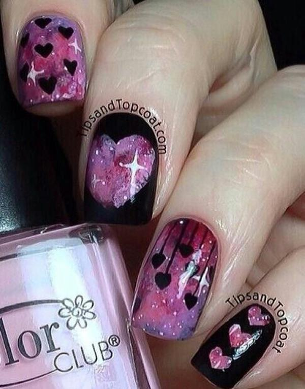 valentine's day nail art-43