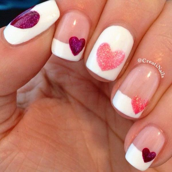 valentine's day nail art-44
