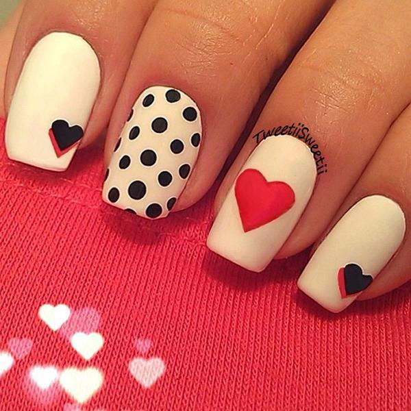 valentine's day nail art-46