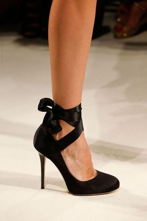 Alberta Ferretti Ankle Strap Pumps