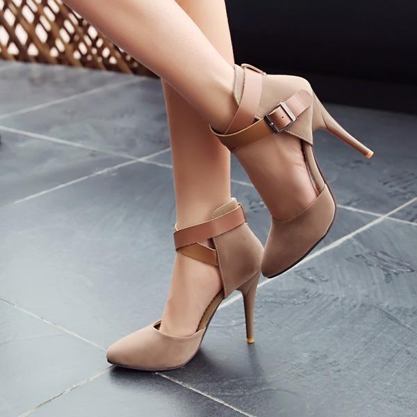 Fashion-high-heel-shoes- pointed-toe-Women