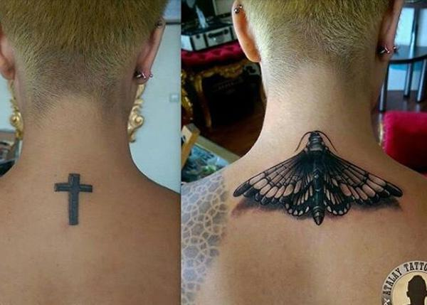 Moth cover up nack tattoo-14