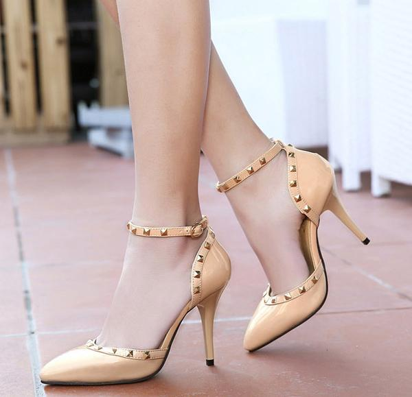 45 Fashionable Heel Shoes for Women | Art and Design
