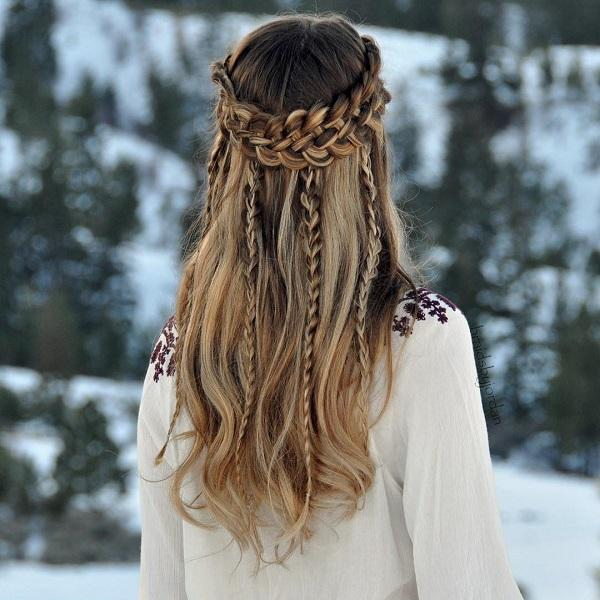 braided hairstyle 10 40 ADORABLE BRAIDED HAIRSTYLES YOU WILL LOVE