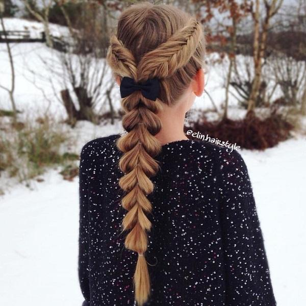 braided hairstyle 11 40 ADORABLE BRAIDED HAIRSTYLES YOU WILL LOVE
