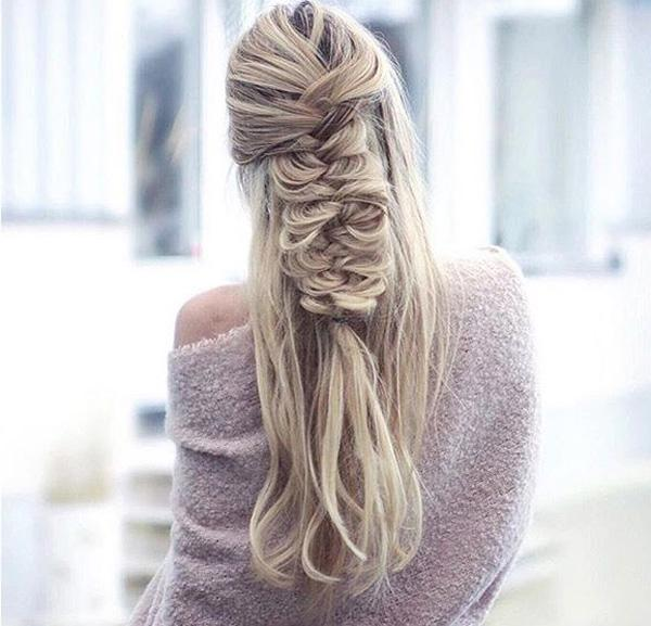 braided hairstyle 12 40 ADORABLE BRAIDED HAIRSTYLES YOU WILL LOVE