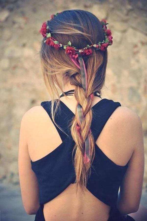 braided hairstyle 14 40 ADORABLE BRAIDED HAIRSTYLES YOU WILL LOVE