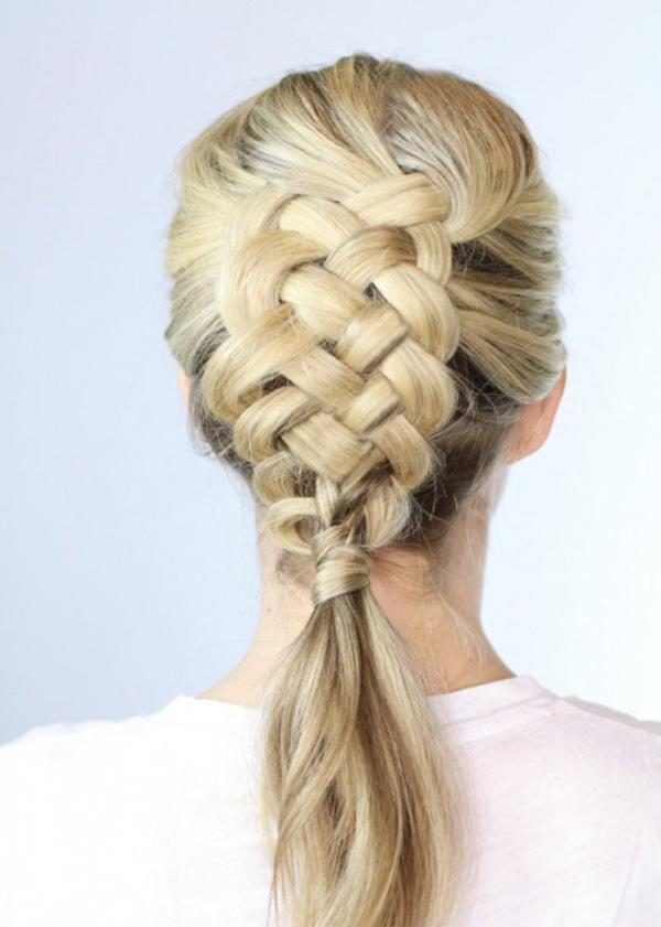 braided hairstyle 15 40 ADORABLE BRAIDED HAIRSTYLES YOU WILL LOVE