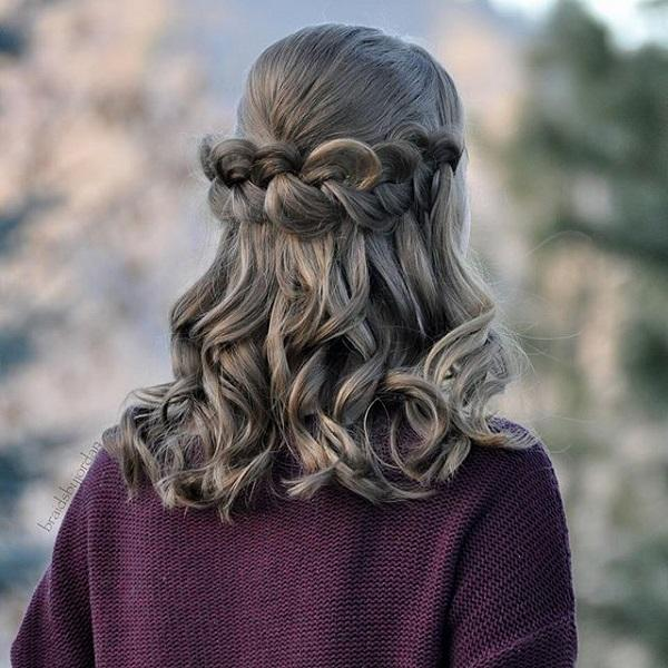braided hairstyle 16 40 ADORABLE BRAIDED HAIRSTYLES YOU WILL LOVE