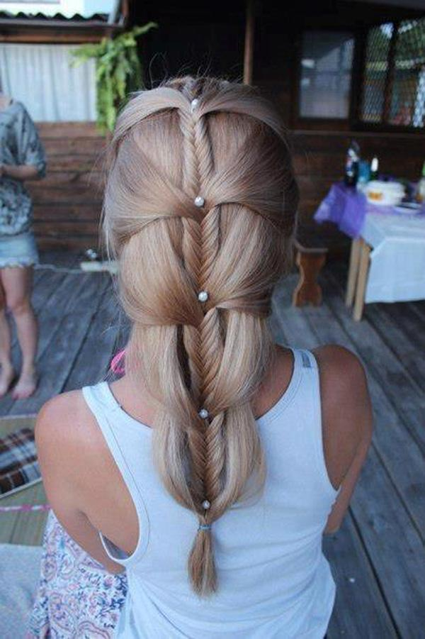 braided hairstyle 17 40 ADORABLE BRAIDED HAIRSTYLES YOU WILL LOVE