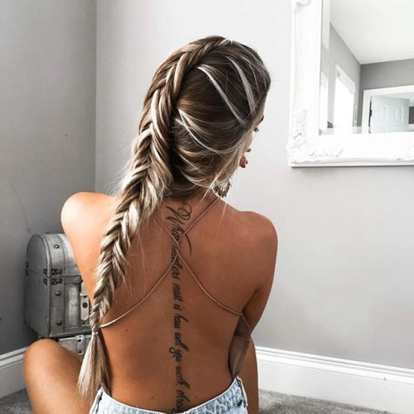 braided hairstyle 20 40 ADORABLE BRAIDED HAIRSTYLES YOU WILL LOVE