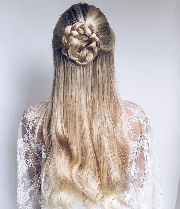 braided hairstyle 27 40 ADORABLE BRAIDED HAIRSTYLES YOU WILL LOVE