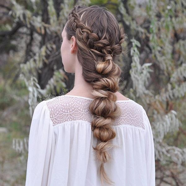 braided hairstyle 28 40 ADORABLE BRAIDED HAIRSTYLES YOU WILL LOVE