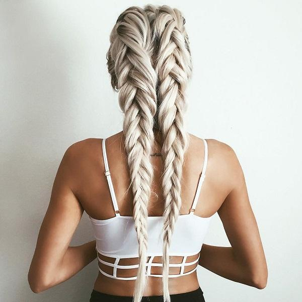 braided hairstyle 29 40 ADORABLE BRAIDED HAIRSTYLES YOU WILL LOVE