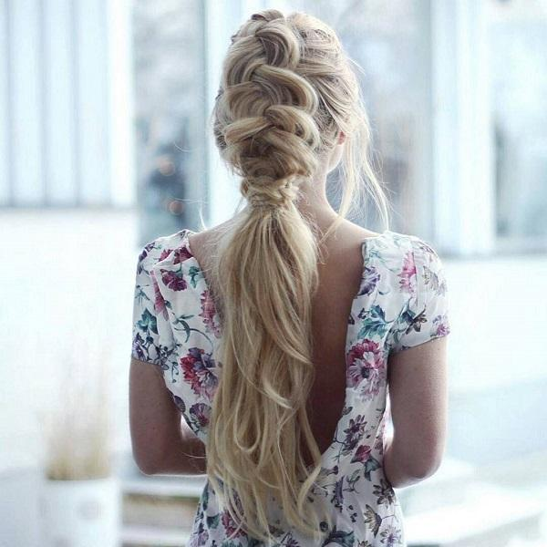 braided hairstyle 32 40 ADORABLE BRAIDED HAIRSTYLES YOU WILL LOVE