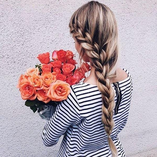 braided hairstyle 35 40 ADORABLE BRAIDED HAIRSTYLES YOU WILL LOVE