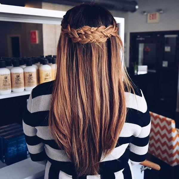 40 Adorable Braided Hairstyles You Will Love Art And Design
