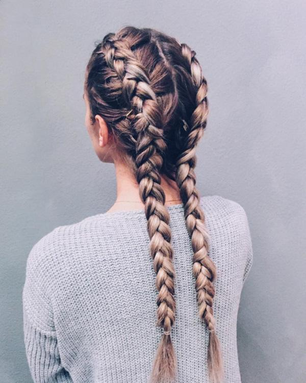 braided hairstyle 4 40 ADORABLE BRAIDED HAIRSTYLES YOU WILL LOVE