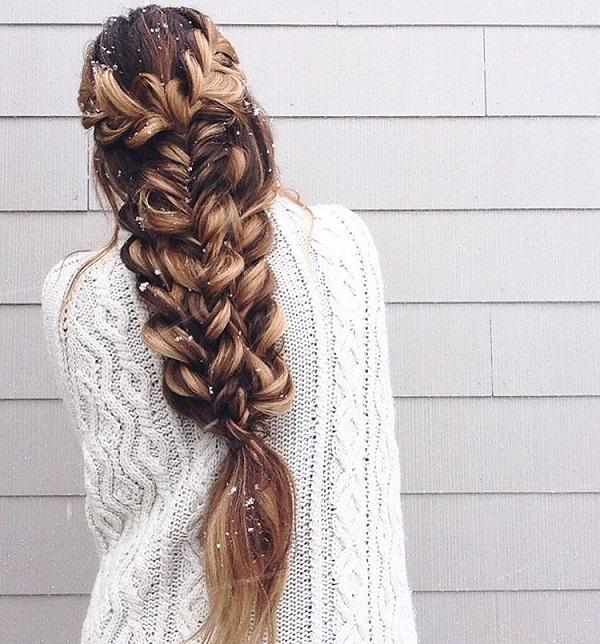 braided hairstyle 6 40 ADORABLE BRAIDED HAIRSTYLES YOU WILL LOVE