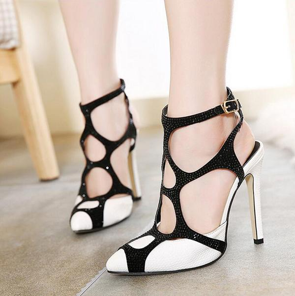 pretty heels shoes for spring