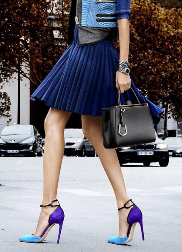 pretty heels shoes