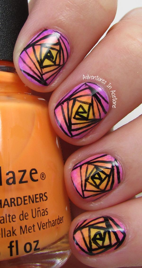 spiral-staircase-radial-gradient-nail-art