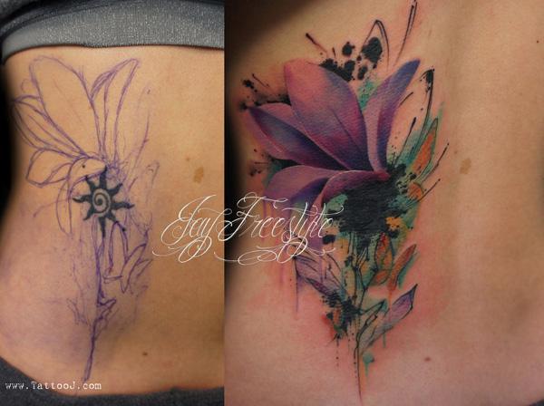 tattoo_flower_coverup_by_tattoo_j-24