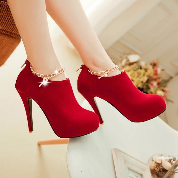 womens boots Single shoes thin heels12cm high heels