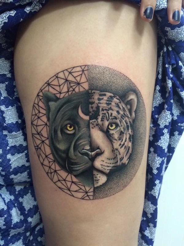 yin yang tattoo-37