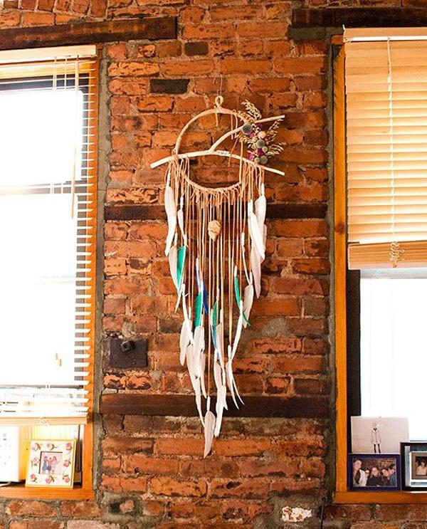 dreamcatchers made in leather