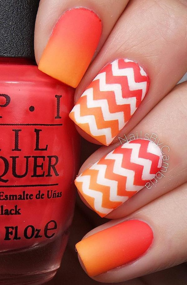 chevron nail art-11