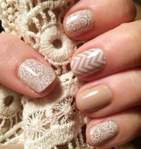 chevron nail art-36