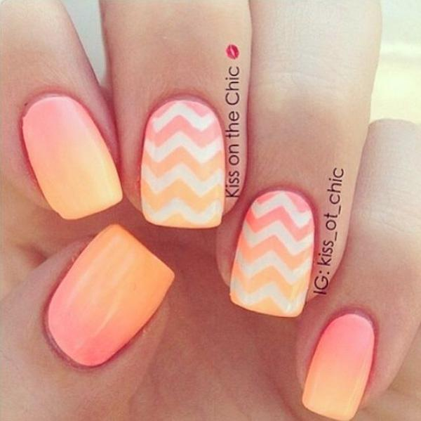 chevron nail art-38
