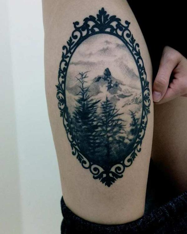forest and mountain tattoo-33