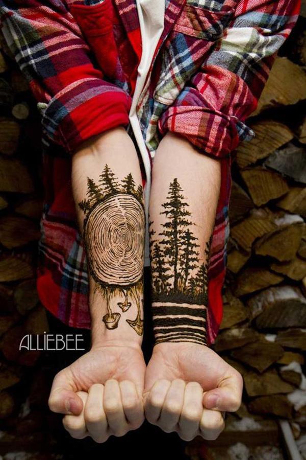 forest tattoo-39