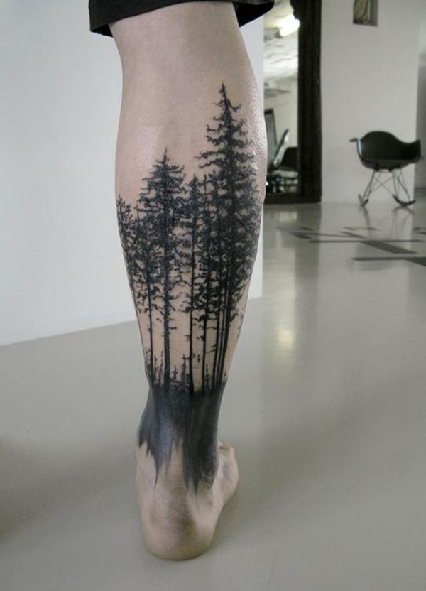 forest tattoo-43
