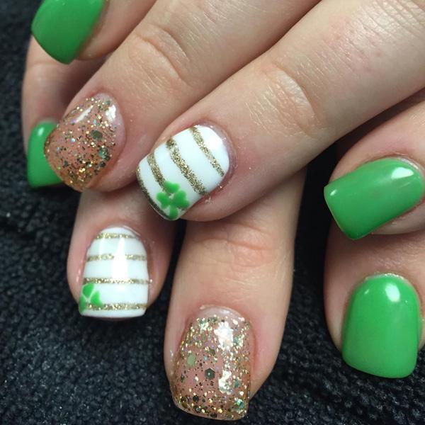 green nail-1
