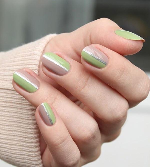 green nail-16