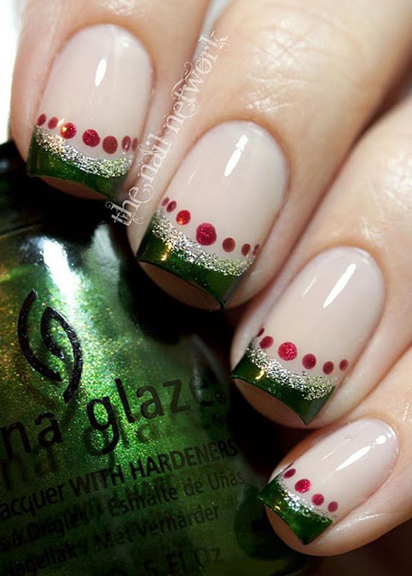 green nail-21