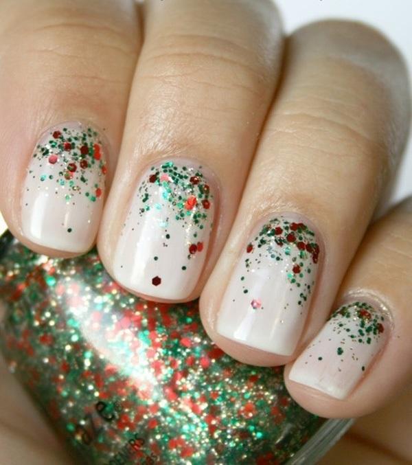 green nail-33