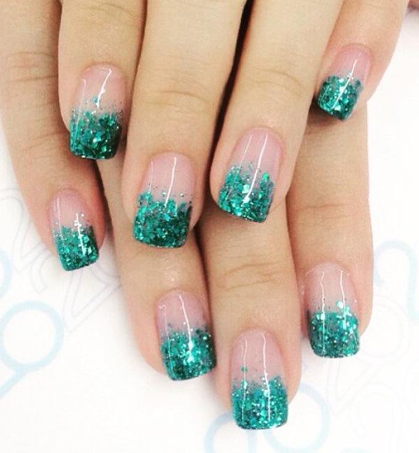 green nail-38