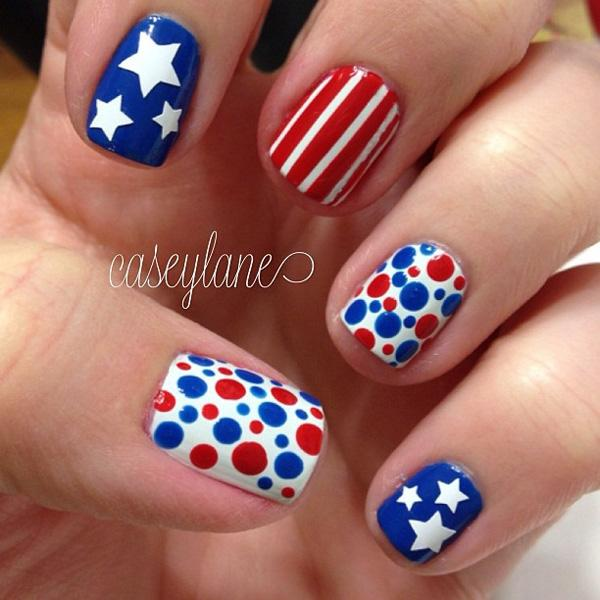 fourth of july nail-17