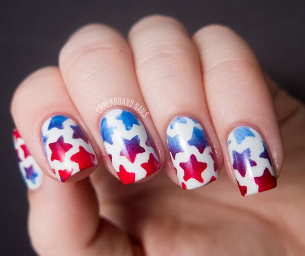 fourth of july nail-31